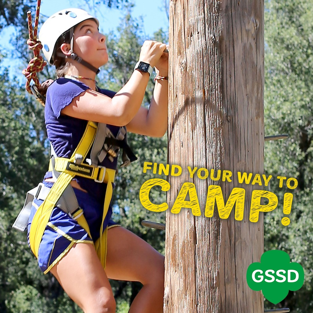 Find Your Way to CAMP!