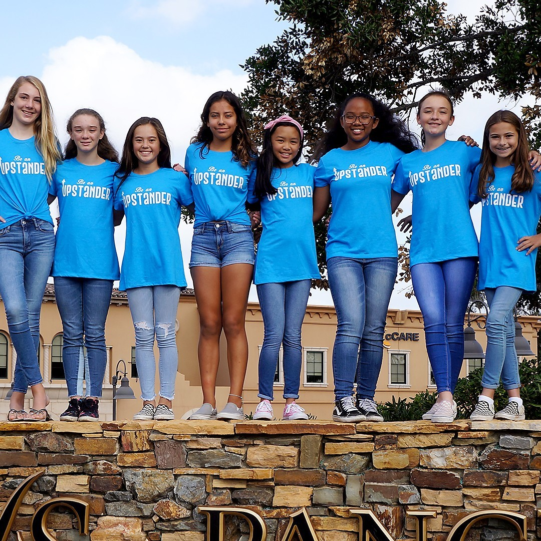 Gold Award Girl ScoutGirl Scouts Take on Bullying