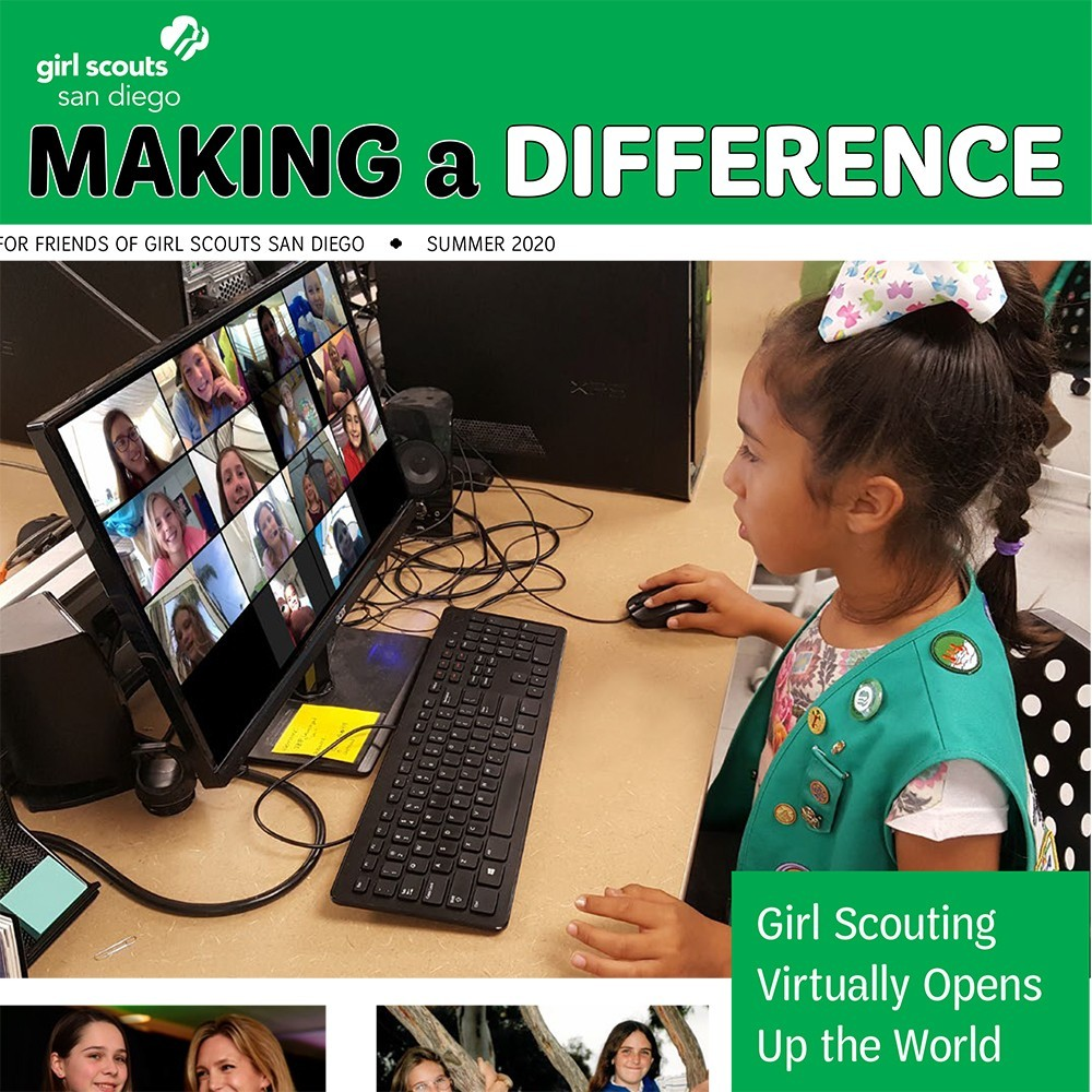Making a Difference newsletter
