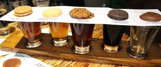 Cookies-on-Tap-flight