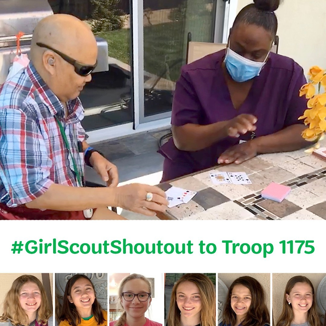 Troop 1175 care packages