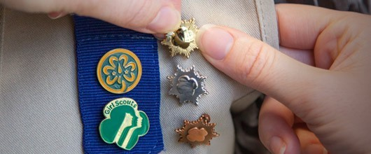 Girl Scouts' Highest Awards